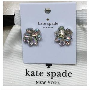 ♠️Kate Spade New York Patina Cluster Earrings NWT